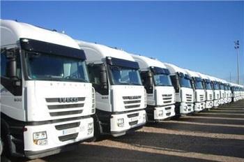 Caen el 8,3% las ventas de vehículos industriales en enero.