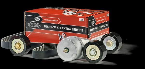 Gates, proveedor de equipos originales para los motores MX-11 y MX-13 Euro 6 de DAF
